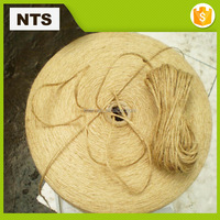 NTS Made In China Raw Jute Material Packaging Rope Twisted Rope