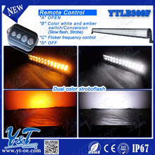 Y&T High Power light bar cover 4x4, offroad led spotlight for jeep wrangler