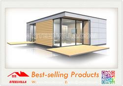 modern design prefab mini container homes