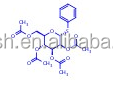 alpha.-D-Glucopyranoside, phenyl 1-thio-, tetraacetate CAS NO. 13992-16-0