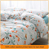 100 cotton twill reactive printed indonesia fabric for bed sheet of nantong textiles