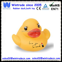 Small promotional toys/plastic bath gifts