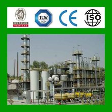 continuous animal fat biodiesel plant with CE