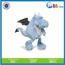 NICI brand stuffed plush NICI large 35cm soft animal toys plush flying dragon toy