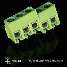 Pitch 5mm/3.5mm Pin 1-9 Electrical Plug Terminal block M400 Openwise