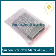 Antistatic plastic battery packing bag for electric equipment