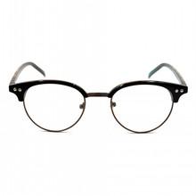 Unico metà- telaio occhiali di moda occhiali ottica