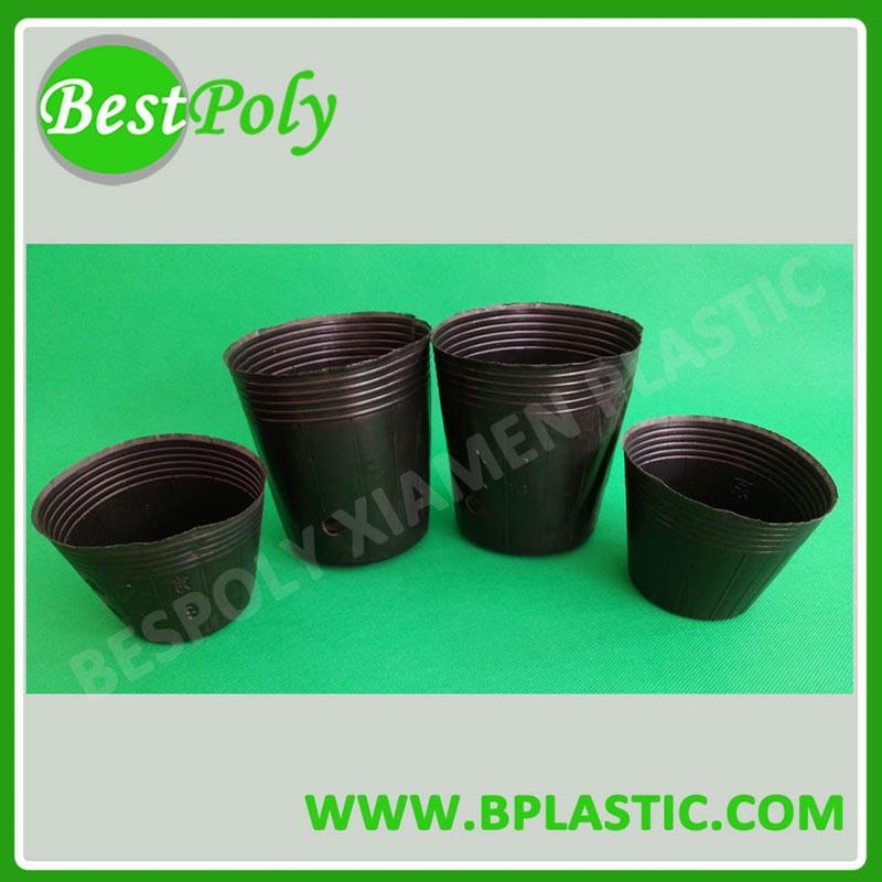 pp plastic soft pot cheap plant pot mini plant pot buy. Black Bedroom Furniture Sets. Home Design Ideas