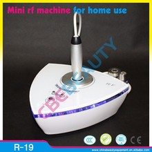 R-19 Hot Sale Products Mini RF microcurrent face toning and lifting machine