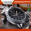 Birthday Gift Custom Luxury Watch For Men,Stainless Steel Back Watch Case 316L Watches Men