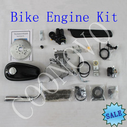 bicycle curiser/para motos chopper/48cc bike engine kit chrome