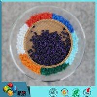 Plastic color masterbatch for plastic tableware