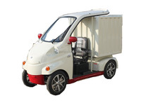 Cheap Chinese Mini Electric Truck with Closed Cab