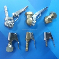 High Quality Brass Air Chucks/tyre Valve Accessories/tire Repair Tools