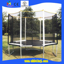 2015 New Model Popular Indoor Trampoline for Sale With Net