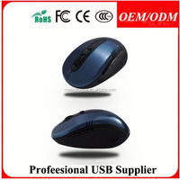 USB Mouse,PC usb mouse,Promotion Cheap Wireless USB Mouse With U Drives ZU112