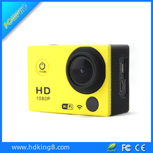 Good news cheaper sport camera china market remote control action camera