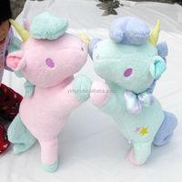Soft material Unicorn plush toy