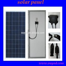 mono and poly solar panel with highest efficiency Sunpower Solar Panel 100W 120W 130W 140W 150W 180W