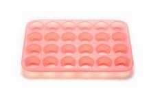 2015 Hot 100% Health Food Safe Product Silicone mini cupcake baking tray