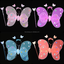 colorful cheap butterful fairy wing FGWG-1047