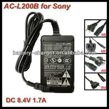 FOR SONY camera ac/dc power adapter AC-L200