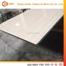 Marble Finish Laminate Aluminum Honeycomb Panel