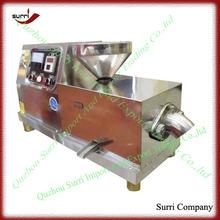 220v/de una sola fase de acero inoxidable de aceite oilve extracción de la máquina