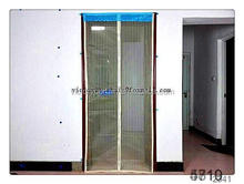 Shengli new black/beige colormagnetic door fly curtain best way to control mosquitoes/flies