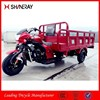 Shineray cargo three wheel motor tricycle/ 3 wheel motor tricycle/ cargo motor tricycle