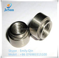 China fastener manufactory cnc spare parts