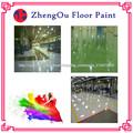 Auto- nivelación del piso de epoxy de la resina para la fábrica de garaje