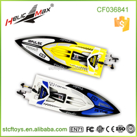 Radio Control Fishing Boat Tiger-shark Racing Omni-directional RC Speed Boats for Sale
