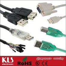 Good quality easycap usb 2.0 tv dvd vhs video audio av capture cable UL CE ROHS 1044 KLS
