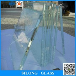 factory price clear glass cover for desk 10mm 12mm
