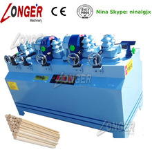 Professional High Efficiency Round Wood Stick Molding Machine