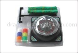 4-in-1 Automatic Roulette Wheel Set