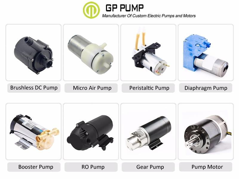 Pump Product Overview