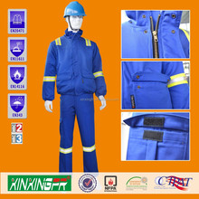 top quality fire resistant 100% cotton non static fabric for workwear