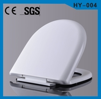 China PP material soft close toilet seat cover OEM offer European standard U shape