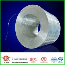 China Filament winding roving/ raw materials roving/fiberglass melting point