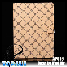 utra thin Color Matching Case for iPad air 2