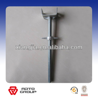 ajustable base regulable andamiaje para material de construccion