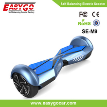 Look Gorgeous Blue High Speed Two Electric Balance Shilly Car / Motorcycle