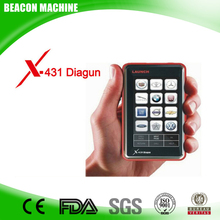 the car diagnose machine X431 ii with USB Printer Interface