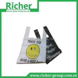 smiley face plastic bags