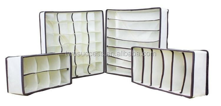 Bra-Underwear-Storage-Boxes-4-Set-Drawer