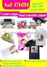 IP-L130 T-shirt Inkjet Heat Transfer photo paper