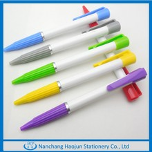New arrvial cheap promotional plastic pen