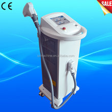 Permanent hair removal in alixandrite cynosure diode laser machine
